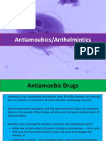 Antiproto & Anthelmintics