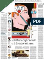 Il Nuovo DSM e La Commercializzazione Dei Disturbi Mentali, Di Anais Ginori e Massimo Recalcati - La Repubblica 08.05.2013