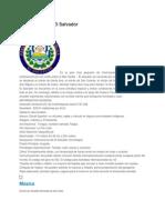 Información del El Salvador