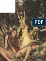 Revista THC 55 Brujería