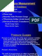 Pressure Guages