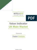 value indicator - uk main market 20130508