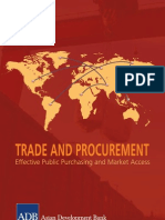 Trade and Procurement