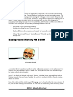 BSRM report by Arko