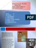 Pap Reaktor Kel 5