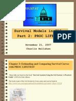 Survival Part 10