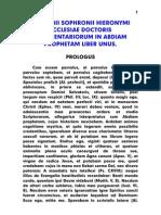 0347-0420, Hieronymus, In Abdiam, LT