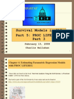 Survival Part 5