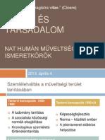 Ember és társadalom 20130404 levelezős konzultáció