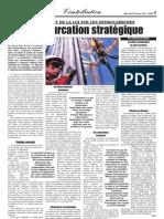 bifurcation stratégique