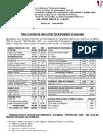 Exame TGF (2009-2010)