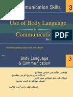 Body Language Summary 1