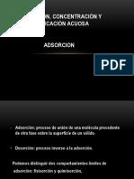 ADSORCION 2012