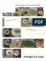 2013- Catalogue Fromages de Hyelzas