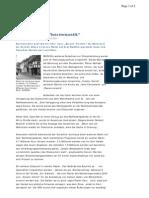 """090327_ksta.de """"Fantasterei und Planerromantik"""""""