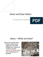 Gears and nomenclature