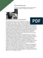 Blanchot Nietzsche y La Escritura Fragmentaria
