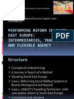 Stubbs_Performing Reforms in South East Europe