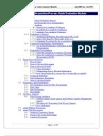 3-NOAA APG - Evaluation Module