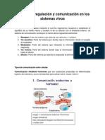 Regulacion y Comunicacion en Los Sistemas Vivos(1)
