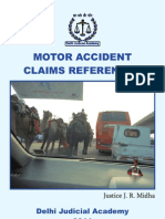 "Free  E - BOOKS ON ""MOTOR ACCIDENT CLAIMS REFERENCER """