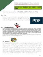 ÁMBITO DE INTERVENCIÓN B.  ESTRUCTURAS SIMPLES