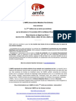 Vente Encheres Amfe 2013 Appels Aux Dons