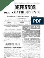 El Defensor Del Contribuyente. 24-12-1904, No. 105