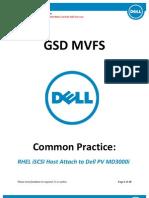 Common Practice MD3000i RHEL Ver1.2