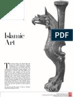 Ettinghausen, Richard. -Islamic Art.-