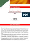 Global Eyewear Market Report