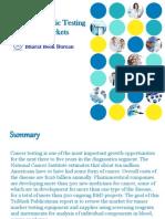 Cancer Diagnostic Testing World Markets