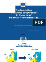 Implementing an FTT-EU Commission