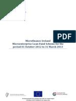 Microfinance Ireland Report