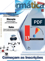INFORMÁTICA em REVISTA - EDIÇÃO 82 -  MAIO DE 2013