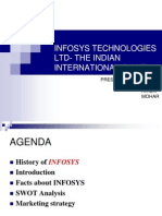 Infosys Technologies Ltd