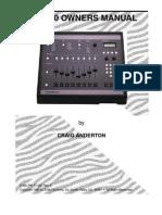 EMU SP1200 Owners Manual