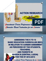 08). Action Research