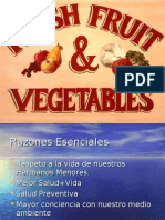 Vegetarianismo Introduccion