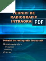 22827421 04a Tehnici Radiografie Intraorala v2a