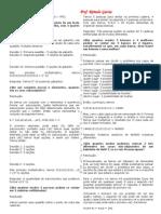 Análise Combinatória (Lista I – PFC) - Matemática para o ENEM