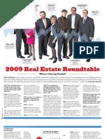 Toronto Real Estate Round Table