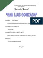 Monografia Personal de Santiago