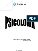 Psicologia Av2