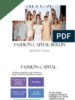 Fashion Capital Berlin