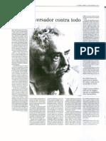 Poeta, Conversador Contra Todo