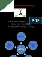 AlCl₃ (Aluminium Klorida) fix