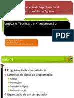 1° -Logica e Tecnica de Programacao