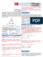 Quimica Unama 2009/1
