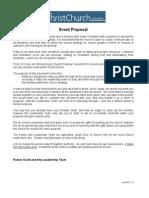 Event Proposal - FINAL